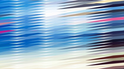 Abstract Light Color Horizontal Lines and Stripes Background Illustrator