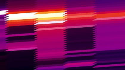 Purple and Black Horizontal Lines and Stripes Background Vector Graphic