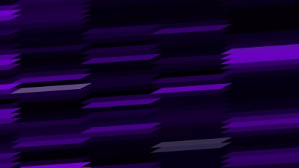 Abstract Purple and Black Horizontal Lines and Stripes Background Illustrator