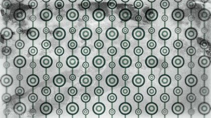 Green and Grey Circle Grunge Pattern Background Image