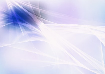Abstract Blue Purple and White Fractal Background Design