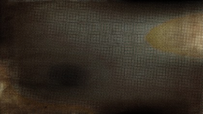 Black and Brown Grunge Halftone Texture