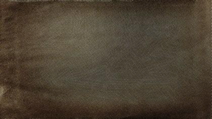 Dark Brown Grunge Dots Pattern Texture