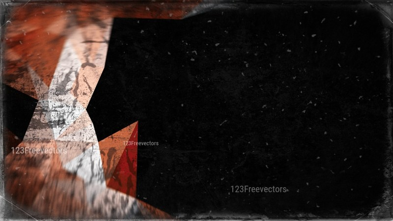 Black and Brown Grunge Background Texture Image