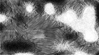 Black and White Grunge Background Image