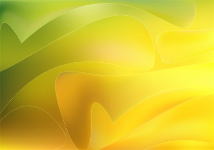 Abstract Orange Yellow and Green Background