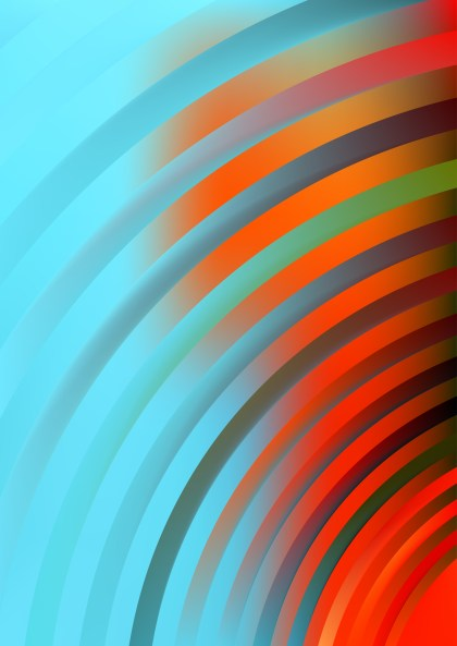 Shiny Abstract Red and Blue Background Illustrator
