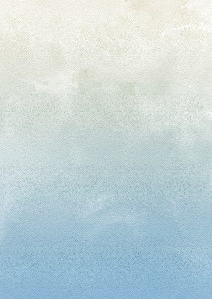 Blue and Beige Watercolor Texture Image