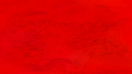 Bright Red Distressed Watercolor Background Image