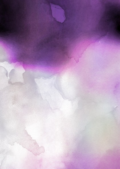 Purple and Grey Water Color Background Image