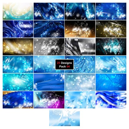 25 Blurred Bokeh Background 04