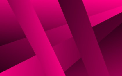 Abstract Pink Fluid Gradient Shapes Composition Futuristic Design Background