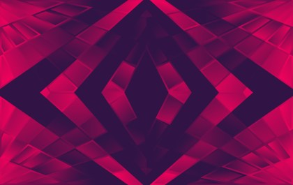 Abstract Pink and Black Liquid Color Fluid Gradient Geometric Background Illustration