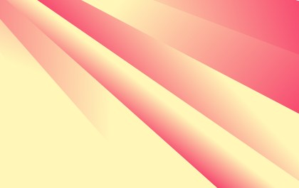 Abstract Pink and Beige Fluid Color Gradient Shapes Composition Background
