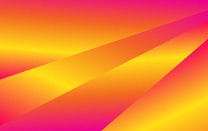 Abstract Pink and Orange Liquid Color Geometric Background