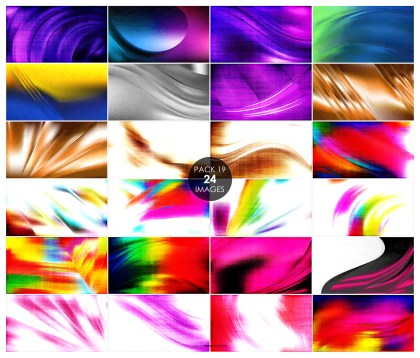 24 Abstract Texture Background Pack 19