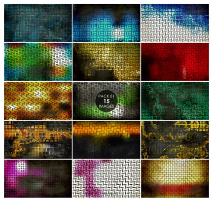 15 Texture Background Pack 01