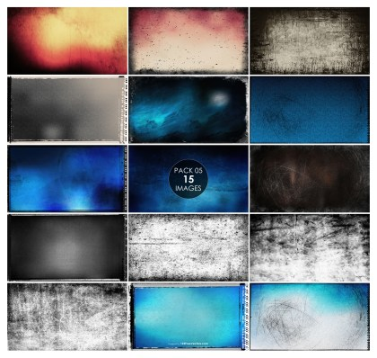 15 Textured Background Pack 05