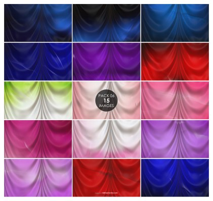 15 Curtain Background Pack 06