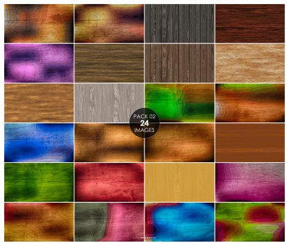 24 Wood Background Pack 02