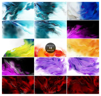 15 Smoke Background Pack 01