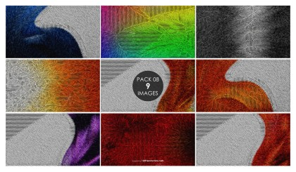 9 Textured Background Pack 08