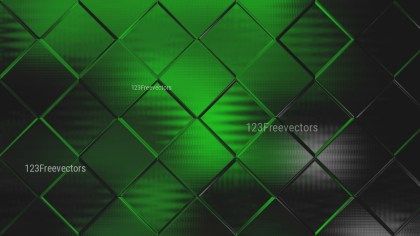 Green and Black Geometric Square Background Image