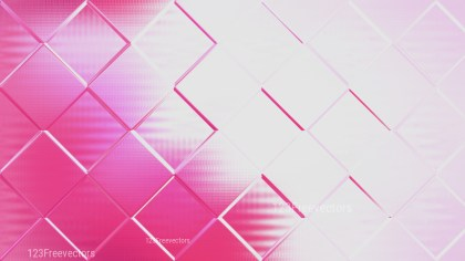 Pink and Grey Square Background