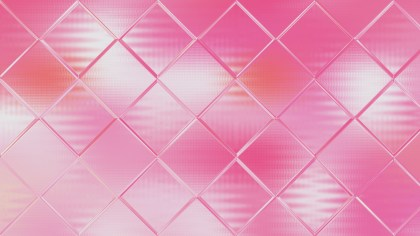 Abstract Pink and Grey Square Background