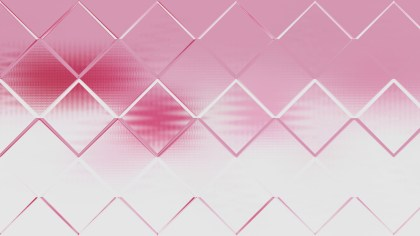 Abstract Pink and Grey Geometric Square Background