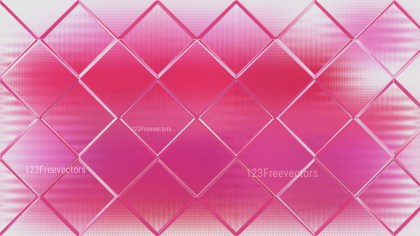 Pink and Grey Geometric Square Background Design