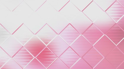 Abstract Pink and Grey Geometric Square Background Graphic