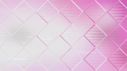 Pink and Grey Geometric Square Background