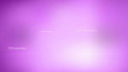 Purple Blurred Background