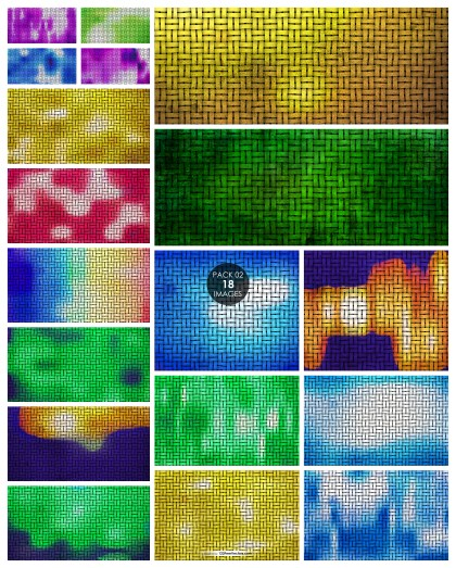 18 Bamboo Background Images Pack 02