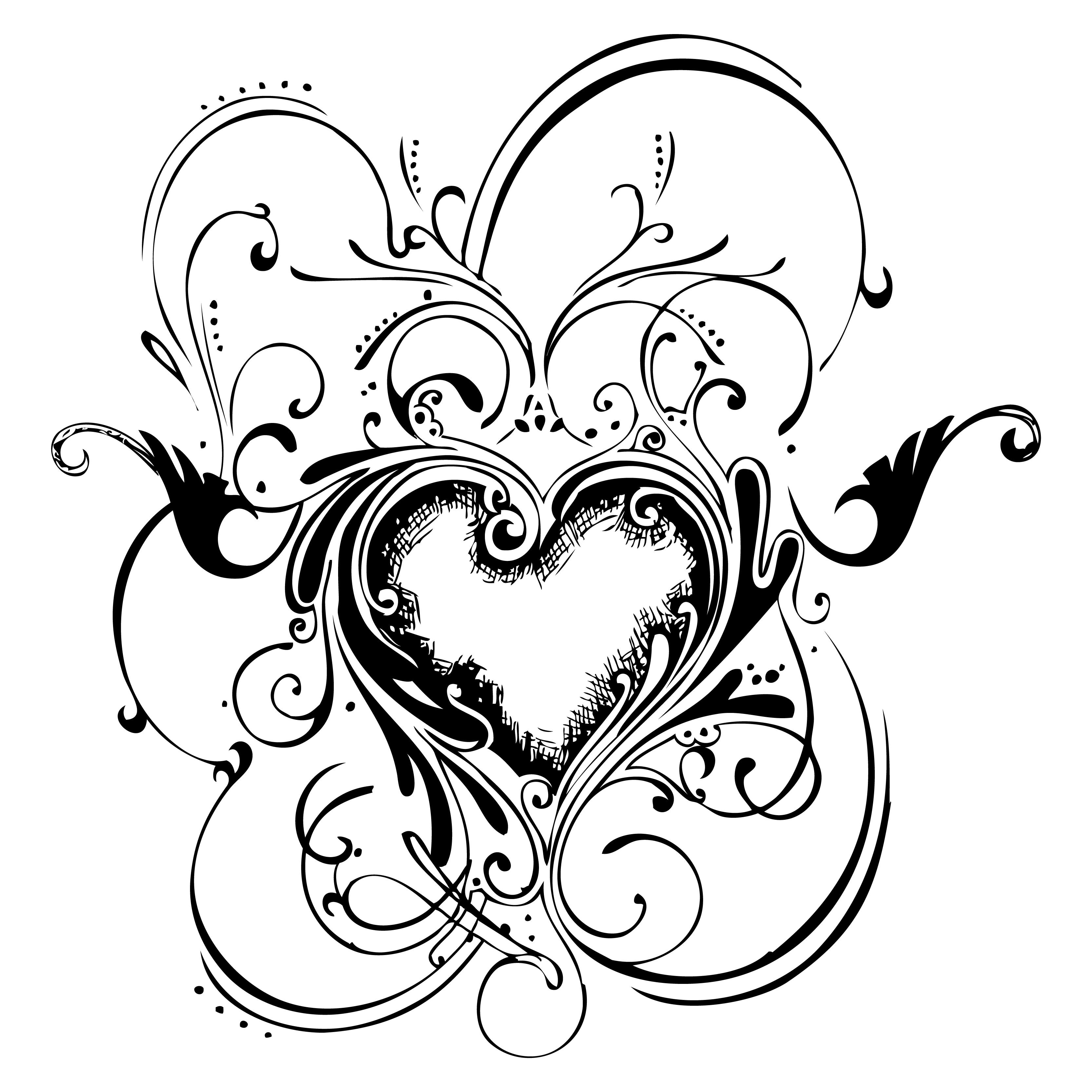 550 Heart Clipart Vectors Download Free Vector Art Graphics 123freevectors