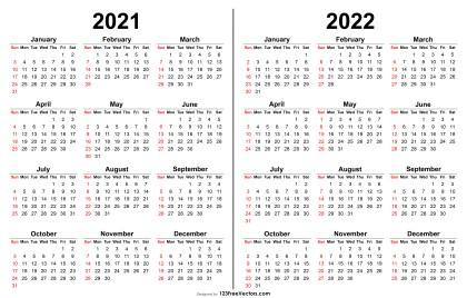 Psd Calendar 2022.Free 2021 2022 Calendar