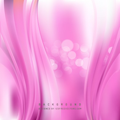 Free Pink and White Vertical Wave Background Graphic