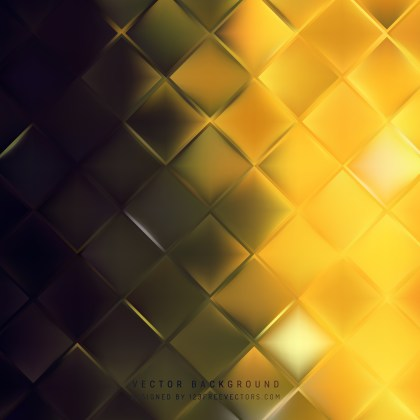 Free Orange and Black Abstract Background Vector Image