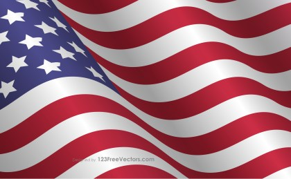 100 Usa Flags Vectors Download Free Vector Art Graphics 123freevectors