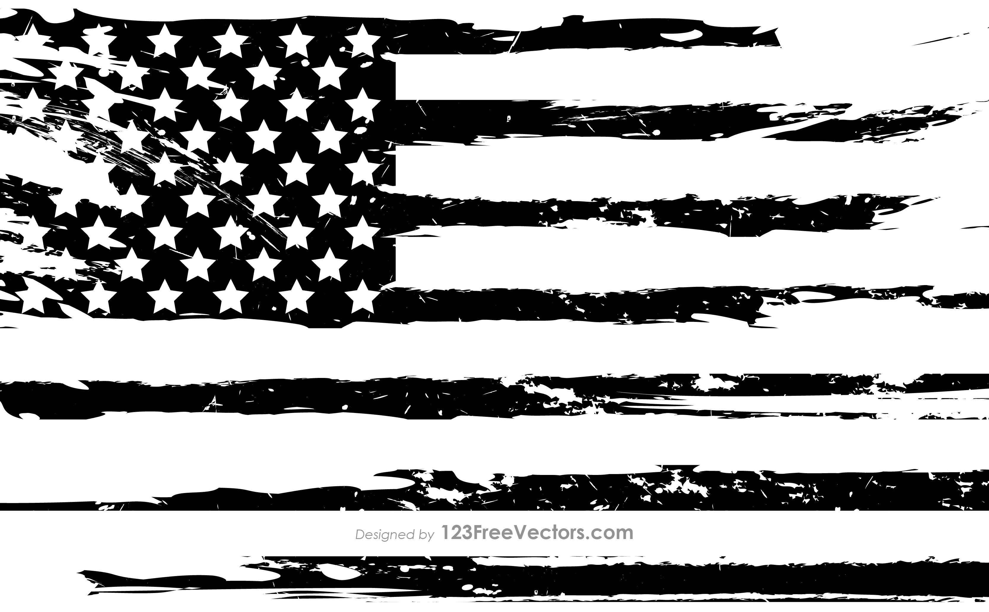 Flag of the United States of America coloring page   Free Printable  Coloring Pages
