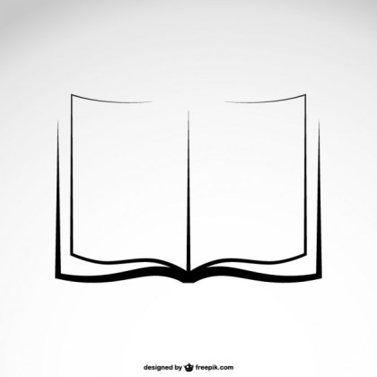 Book Sketch Free Vector