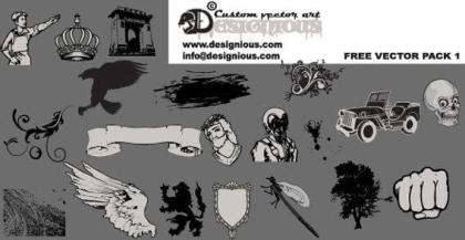 Free Vector Pack