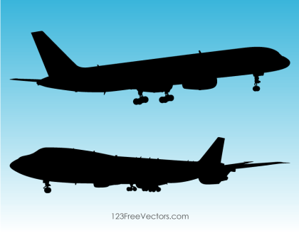 airplane silhouette purple plane png picpng