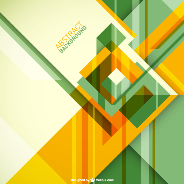 Abstract Geometric Wallpaper Image