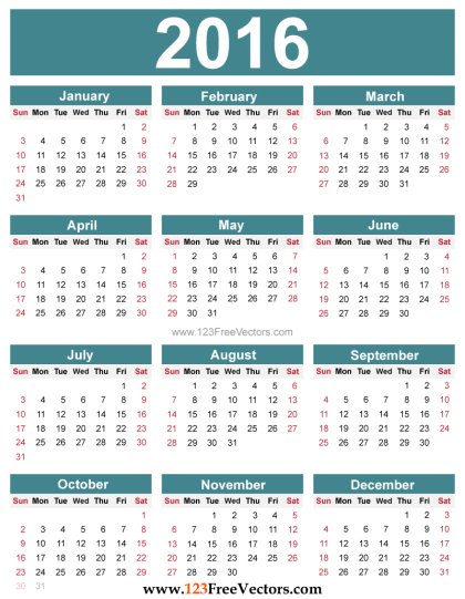 Blank 2016 Calendar Template from i2.wp.com