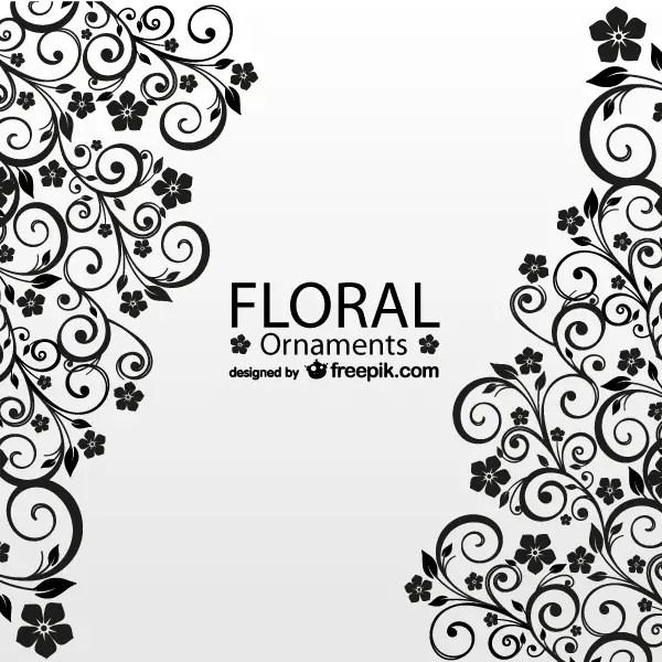 28 floral corner vectors download free vector art graphics 123freevectors 28 floral corner vectors download