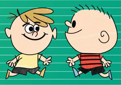 Cartoon Characters Vector Free Download