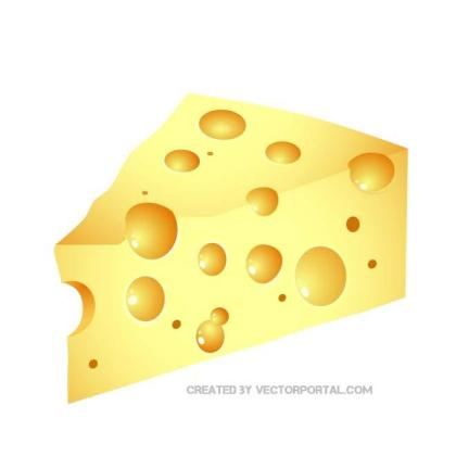 Cheese Image Free Vector