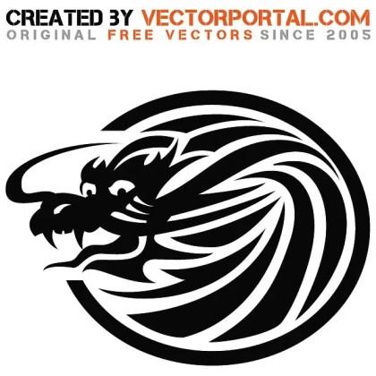 Dragon Art Free Vector